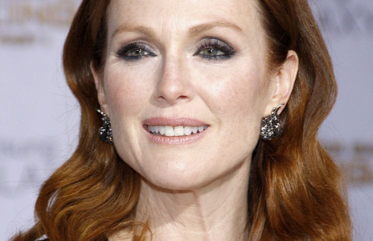 """Julianne Moore - """"The Hunger Games: Mockingjay - Part 1"""" Los Angeles Premiere"""