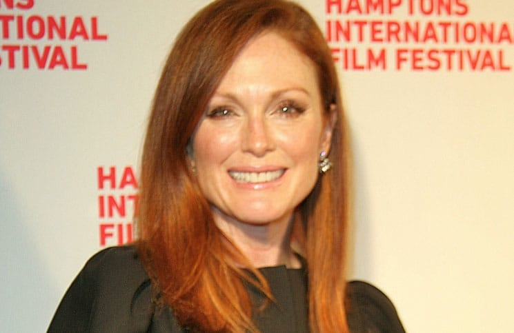 Julianne Moore - Hamptons International Film Festival 2014