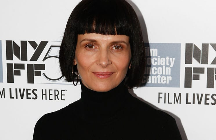 Juliette Binoche - 52nd Annual New York Film Festival