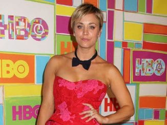 Kaley Cuoco - 66th Annual Primetime Emmy Awards