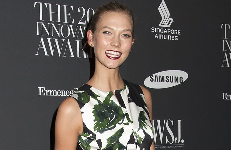 "Karlie Kloss - Wall Street Journal Magazine's 2014 ""Innovator Of The Year"" Awards"