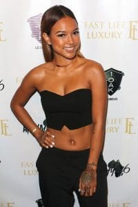 """Karrueche Tran - Afrika Fifty6 Presents """"For Our Girls Of Nigeria"""" Benefit Event"""