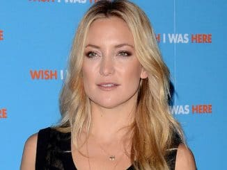 """Kate Hudson - """"Wish I Was Here"""" UK Preview Screening Photocall"""