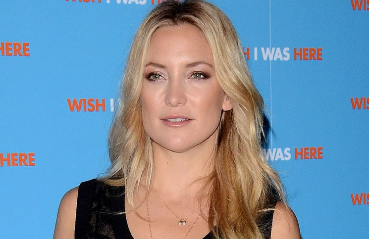 "Kate Hudson - ""Wish I Was Here"" UK Preview Screening Photocall"