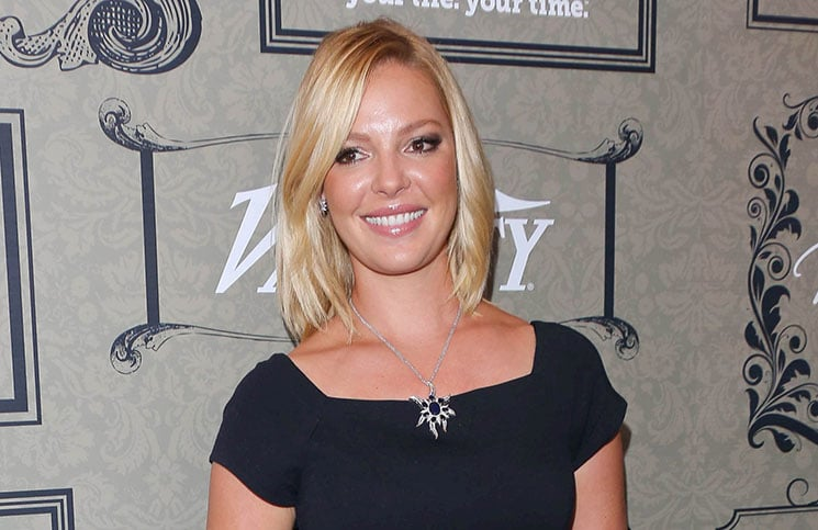 Katherine Heigl - 4th Annual Variety's Power of Women Luncheon