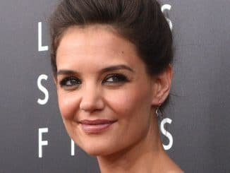 "Katie Holmes - 2nd Annual ""Life is Amazing"" Lexus Short Films New York City Premiere"