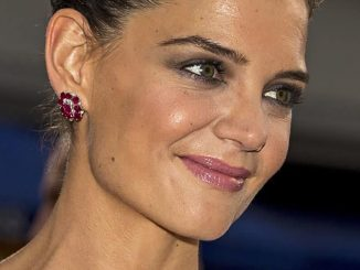 "Katie Holmes - ""The Giver"" New York City Premiere"