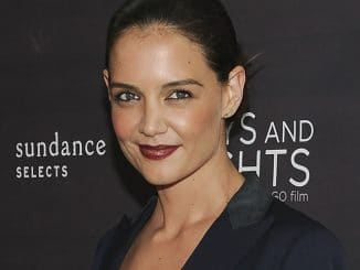 "Katie Holmes - ""Days And Nights"" New York City Premiere"