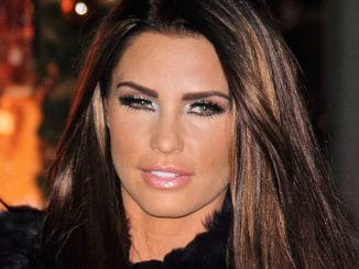 Katie Price - Winter Wonderland 2012 Opening Night Launch Party