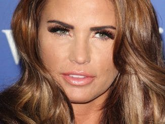 """Katie Price """"Love, Lipstick and Lies"""" Book Signing"""