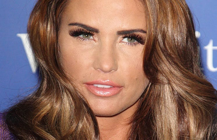 "Katie Price ""Love, Lipstick and Lies"" Book Signing"