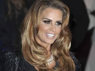 "Katie Price - ""RoboCop"" World Premiere"