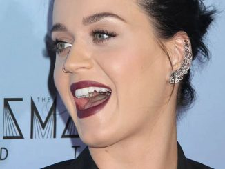 """Katy Perry - World Premiere Of EPIX's """"Katy Perry: The Prismatic World Tour"""" - The Ace Hotel Theater"""