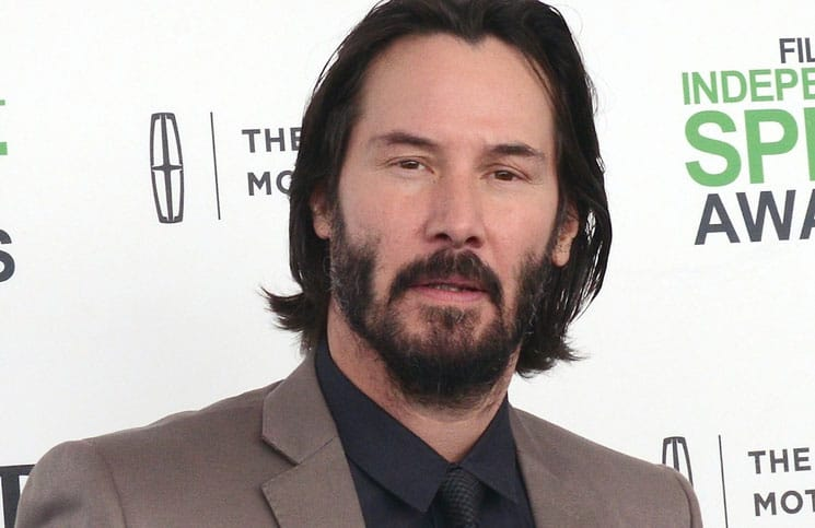 Keanu Reeves - 2014 Film Independent Spirit Awards