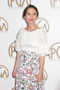 Keira Knightley - 26th Annual Producers Guild Awards