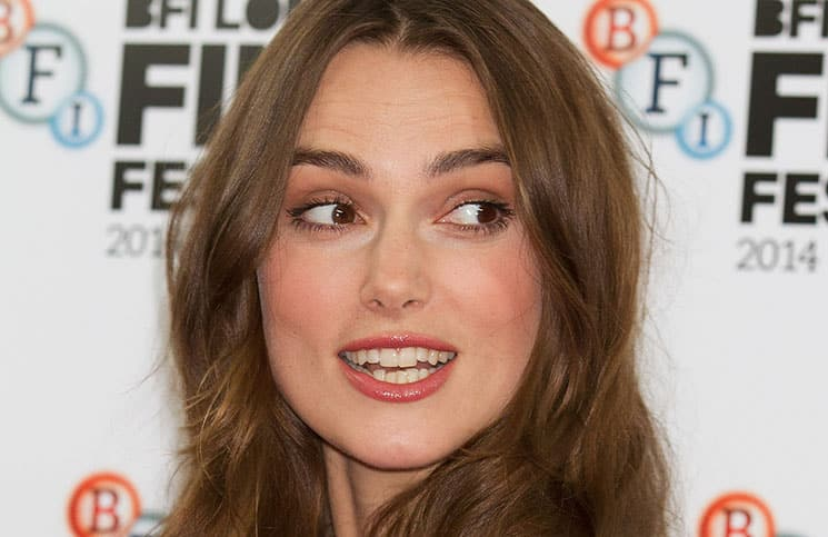 Keira Knightley - 58th Annual BFI London Film Festival