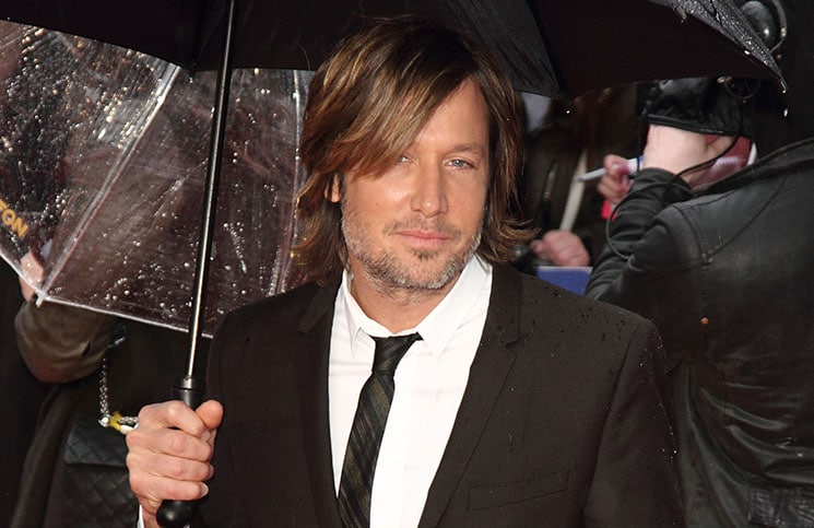 "Keith Urban - ""Paddington"" World Premiere"