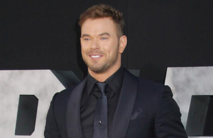 "Kellan Lutz - ""The Expendables 3"" Los Angeles Premiere"