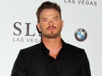Kellan Lutz - SLS Las Vegas Hotel and Casino Grand Opening Celebration