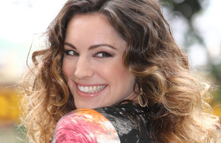 Kelly Brook Photocall for Her New Fashion Collection for Simply Be
