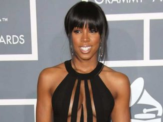 Kelly Rowland - 55th Annual GRAMMY Awards