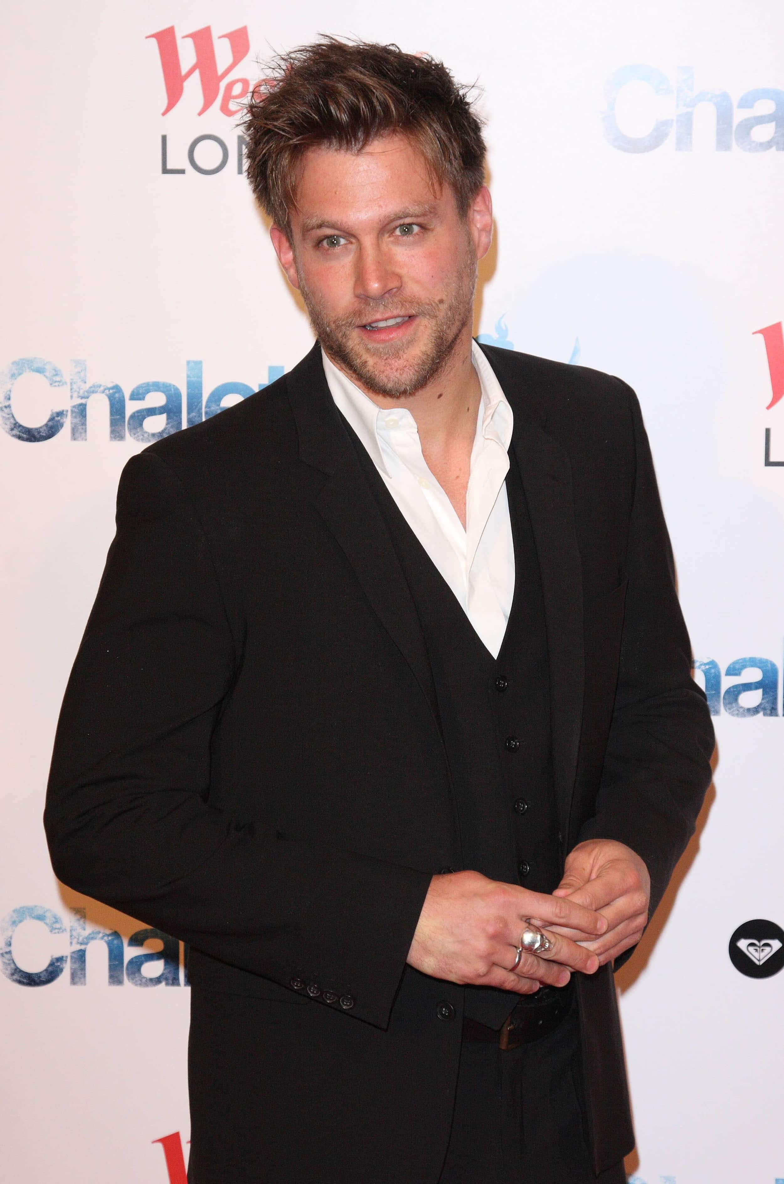 Ken duken - &;chalet girl&; world premiere - arrivals