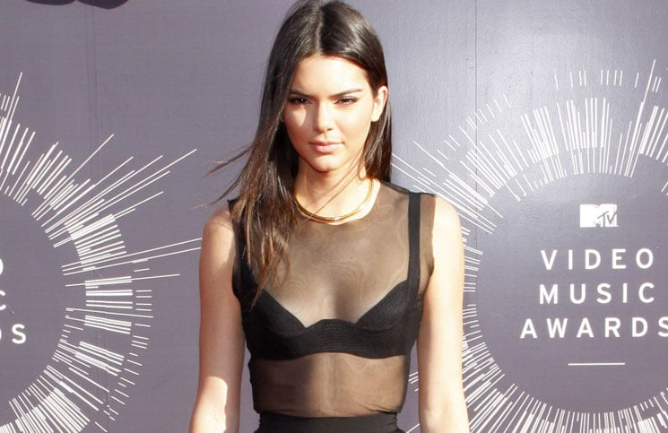 Kendall Jenner - 2014 MTV Video Music Awards