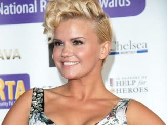 Kerry Katona - National Reality TV Awards 2011