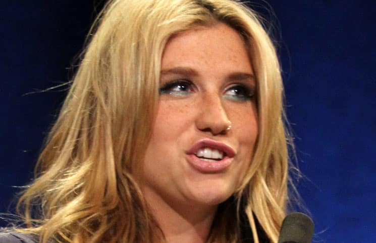 Kesha - Casio's Shock the World 2010 Featuring Ke$ha Press Conference