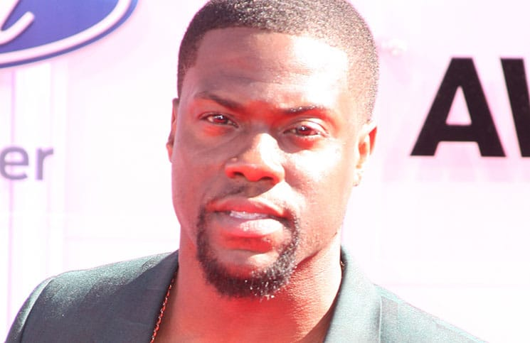Kevin Hart - 2014 BET Awards - Arrivals