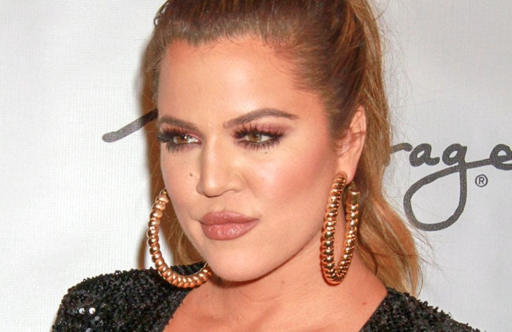 "Khloe Kardashian Hosts ""Last Tuesday of 2014"" at 1Oak in Las Vegas"