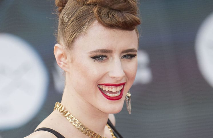 Kiesza - 2014 MuchMusic Video Awards - Arrivals