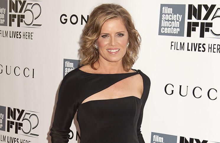 Kim Dickens - 52nd Annual New York Film Festival