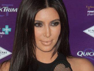 Kim Kardashian QuickTrim Essentials Weight Loss Kit Launch Party
