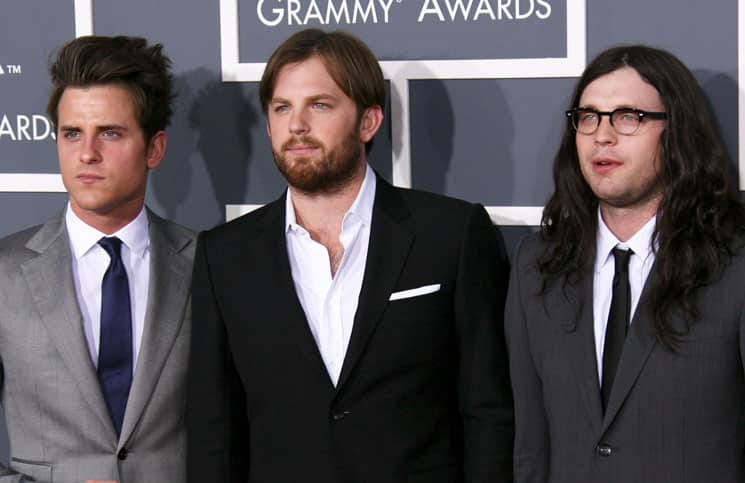 Kings Of Leon - 53rd Annual GRAMMY Awards