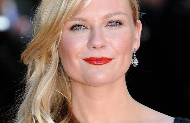 "Kirsten Dunst - ""The Two Faces of January"" UK Premiere"