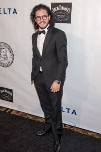 Kit Harington - Friars Foundation Gala Honoring Robert DeNiro and Carlos Slim in New York City