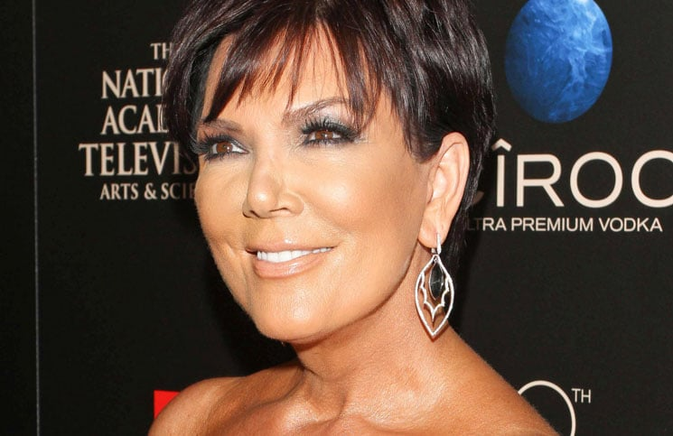 Kris Jenner - 40th Annual Daytime Entertainment Emmy Awards