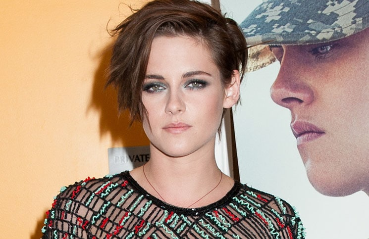 "Kristen Stewart - ""Camp X-Ray"" New York City Premiere"