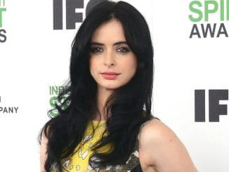 Krysten Ritter - 2014 Film Independent Spirit Awards - Arrivals - Santa Monica Beach
