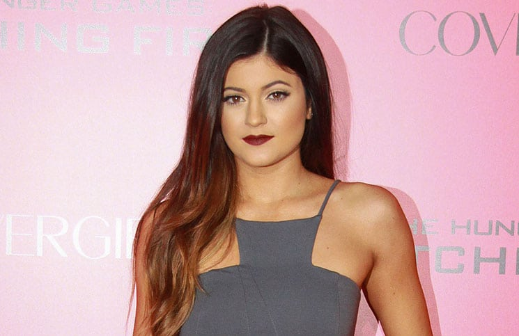 """Kylie Jenner - """"The Hunger Games: Catching Fire"""" Los Angeles Premiere"""