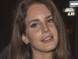 "Lana Del Rey - ""Child of God"" New York City Premiere"
