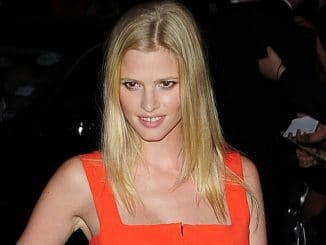 Lara Stone - GQ Men of the Year Awards