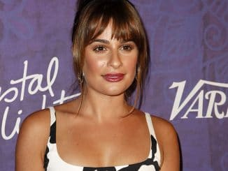 Lea Michele - 2014 Variety and Women In Film Emmy Nominee Celebration