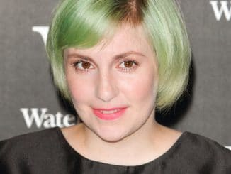 """Lena Dunham """"Not That Kind of Girl"""" Book Signing at Waterstone"""