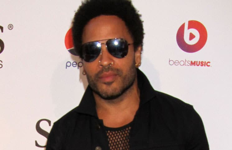 Lenny Kravitz - SLS Las Vegas Hotel and Casino Grand Opening Celebration