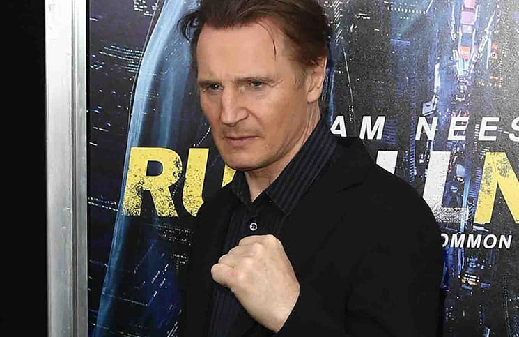 "Liam Neeson - ""Run All Night"" World Premiere"