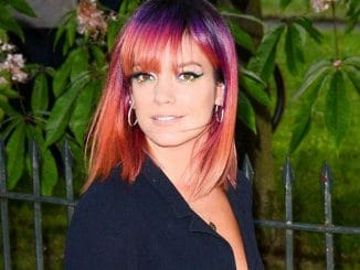 Lily Allen - Serpentine Gallery Summer Party 2014