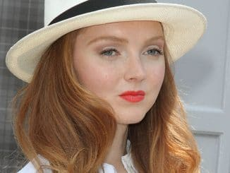 Lily Cole - 2014 RHS Chelsea Flower Show VIP Preview and Press Day - Royal Chelsea Hospital