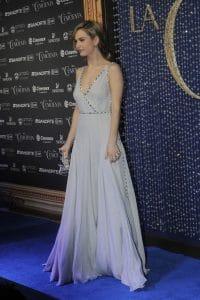 """Lily James - """"Cinderella"""" (""""La Cenicienta"""") Mexico City Premiere"""